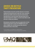 Steer Clear of Cycle Theft - Page 2