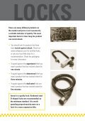 Steer Clear of Cycle Theft - Page 6