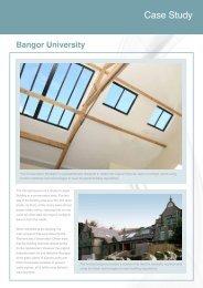 Bangor University The Rooflight Company