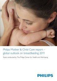 Global breastfeeding survey - Philips Healthcare