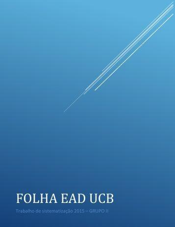 FOLHA EAD UCB