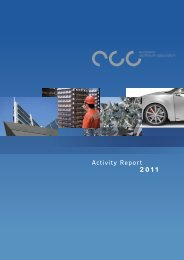 Activity Report - European Aluminium Association