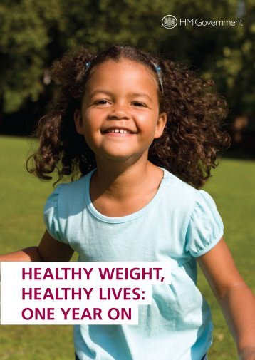 Healthy weight, healthy lives: One year on - Cornwall Healthy Schools