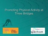 Promoting Physical Activity at Three Bridges - Cornwall Healthy ...