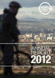 2012 - Developing Mountain Biking in Scotland