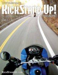 April, 2011 - KickStandUp!