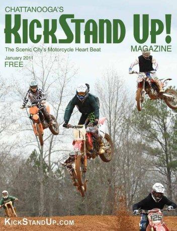 January 2011 - KickStandUp!