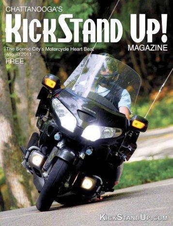 August, 2011 - KickStandUp!