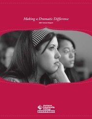 2006-07 Annual Report - Portland Community College