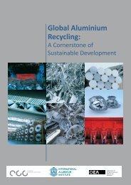 Global Aluminium Recycling Brochure - Transport
