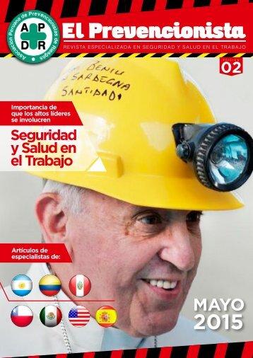 Revista El Prevencionista 2da Edición