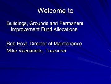 community collaborative presentation 1/26/2006