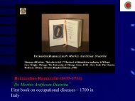 ``De Morbis Artificum Diatriba`` First book on ... - Indmedica