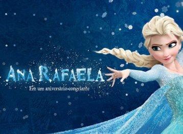 Album Ana Rafaela