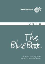 The Blue Book - Davis Langdon