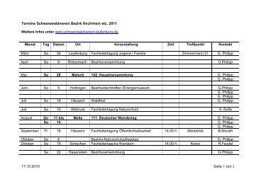 pdf ausdrucken - Schwarzwaldverein OG Laufenburg