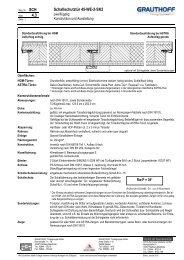 4.3 Schallschutztür 45-WE-2-SK2 - Grauthoff