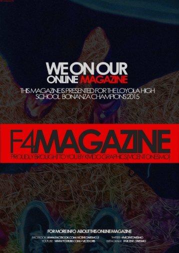 Form four online magazine