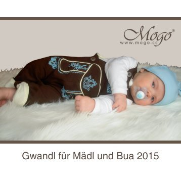 Gwandl für Mädl und Bua 2015