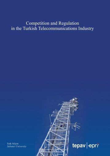 Competition and Regulation in the Turkish ... - Tepav