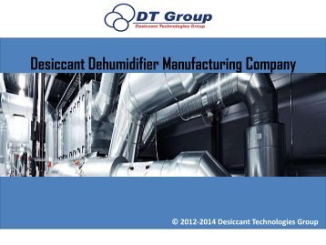 Desiccant technologies UAB Group Europe