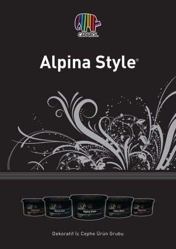 Alpina Style - Filli Boya