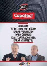 Capatect Tüketici Broşürü - Filli Boya