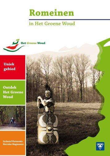 Romeinen - Het Groene Woud