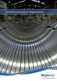 Aluminium Casting Rings and Degassing Rotors - Axxelerate