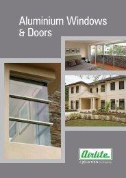 Aluminium Windows & Doors - Airlite