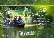 Spreewald holiday magazine 2019