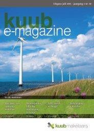 Kuub e-magazine #10 Juli