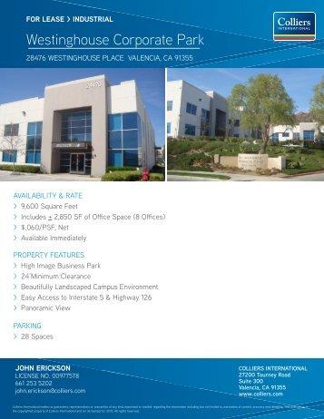 Westinghouse Corporate Park