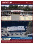 Hanover, MA Fully Leased - Eastern Retail Properties - Page 2
