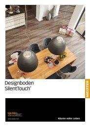 Designboden SilentTouch von Meister