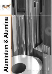 AME Group Aluminium Brochure - AME Mineral Economics