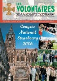 Congrès National de Strasbourg - fncv.com