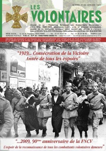 Les volontaires/Déc. 05 - fncv.com