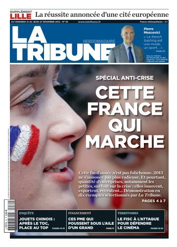 La réussite annoncée d'une cité européenne - La Tribune