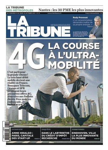LA COURSE - La Tribune