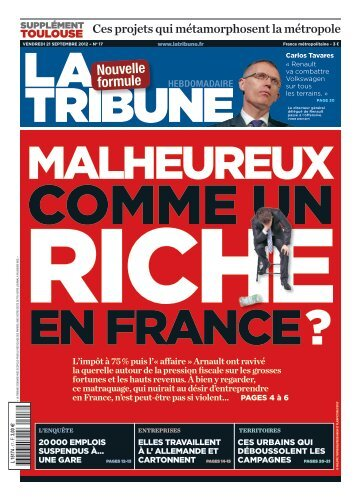 Nouvelle formule - La Tribune