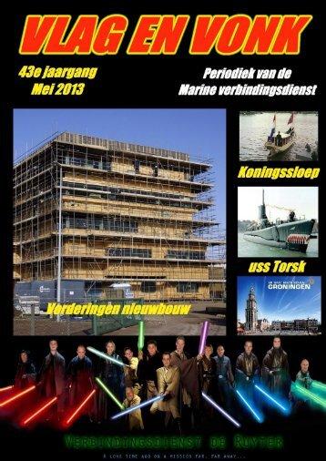 Vlag en Vonk 1 2013 - Bravo Zulu