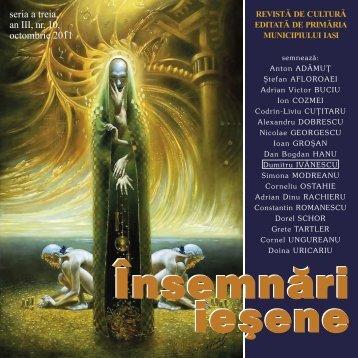 Nr. 10, Oct. 2011 - Insemnari Iesene
