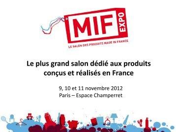 Made In France - Chambre de Métiers et de l'Artisanat des Hauts-de ...