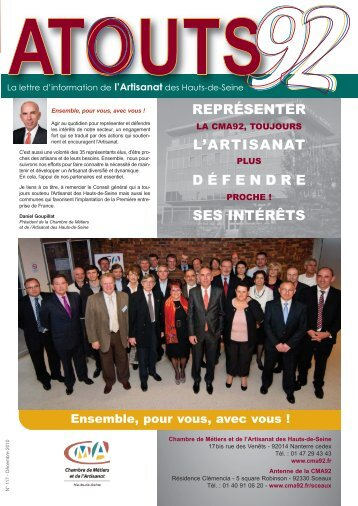 T l charger la newsletter expense reduction analysts - Chambre des metiers angouleme ...