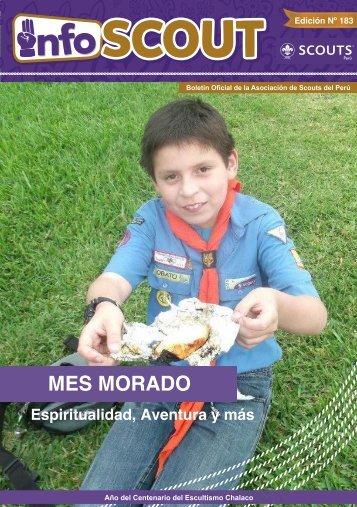 MES MORADO - Scouts del Perú