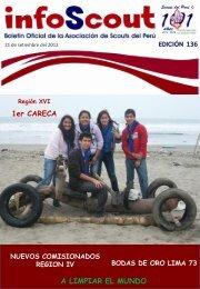 consejo directivo nacional - Scouts del Perú