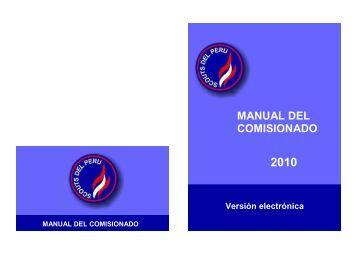 Manual del Comisionado 2010.pdf - Scouts del Perú