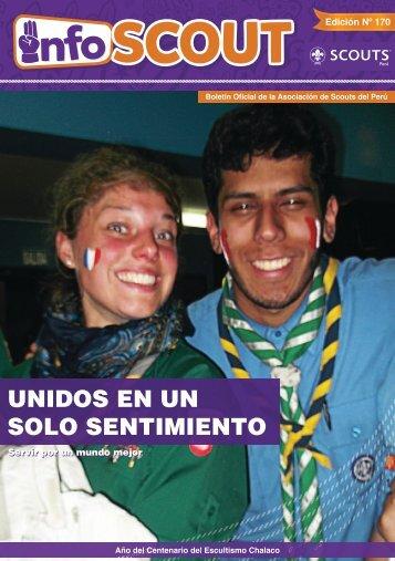 UNIDOS EN UN SOLO SENTIMIENTO - Scouts del Perú