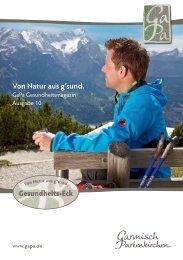 GaPa Gesundheitsmagazin Ausgabe 10